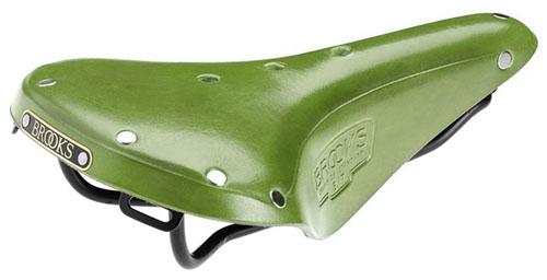 Brooks B17 yeşil
