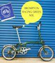 Brompton Racing Green M3L